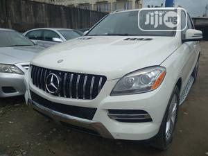 Mercedes-Benz M Class 2012 White | Cars for sale in Lagos State, Isolo