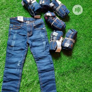 High Quality Kiddies Jeans Trouser | Children's Clothing for sale in Lagos State, Ikeja