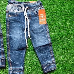 High Quality Kiddies Carrot Jean Trouser | Children's Clothing for sale in Lagos State, Ikeja