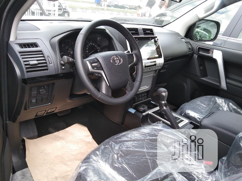 Toyota Land Cruiser Prado 2020 Black | Cars for sale in Apapa, Lagos State, Nigeria