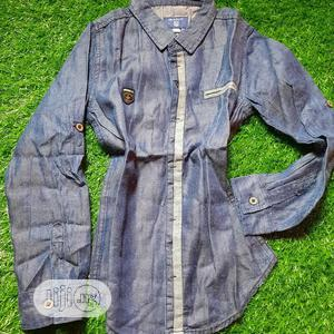 Quality Kiddies Stock Jeans Shirt | Children's Clothing for sale in Lagos State, Ikeja