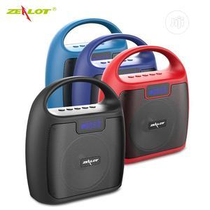 Zealot S42 FM Radio Wireless Speaker   Audio & Music Equipment for sale in Lagos State, Ikeja