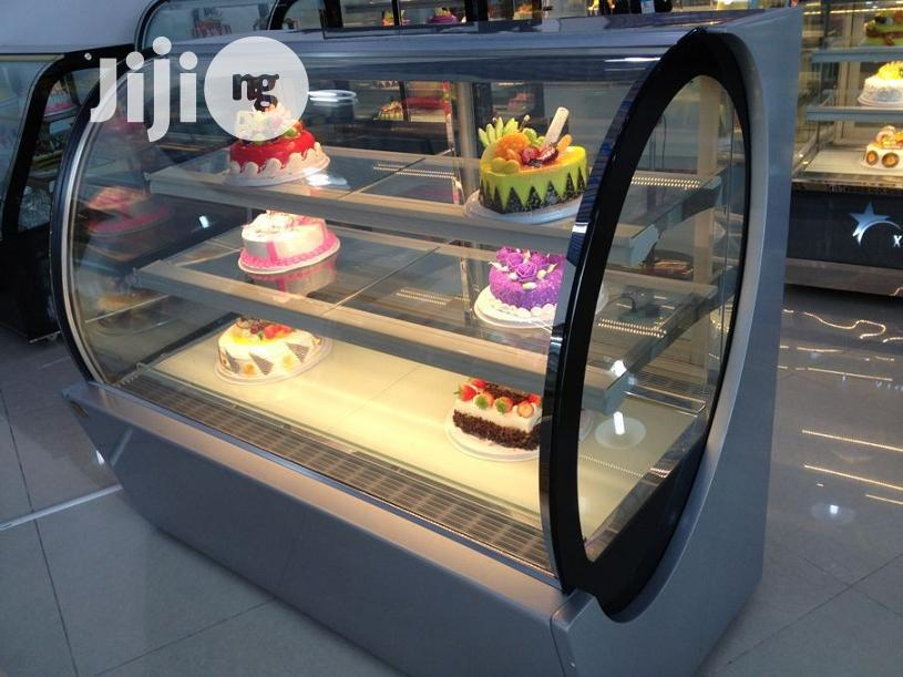 Archive: Standing Cake Chiller