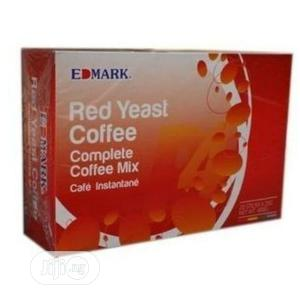 Edmark Red Yeast Rejuvenating Coffee   Vitamins & Supplements for sale in Lagos State, Surulere