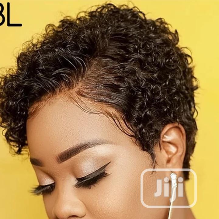 Archive Short Straw Curls Wig In Garki 2 Hair Beauty Esther Odior Jiji Ng