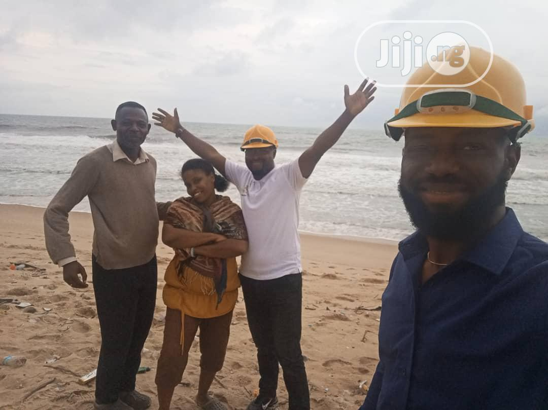 Archive: Land With Government Excision Facing the Road in Eleko Beach