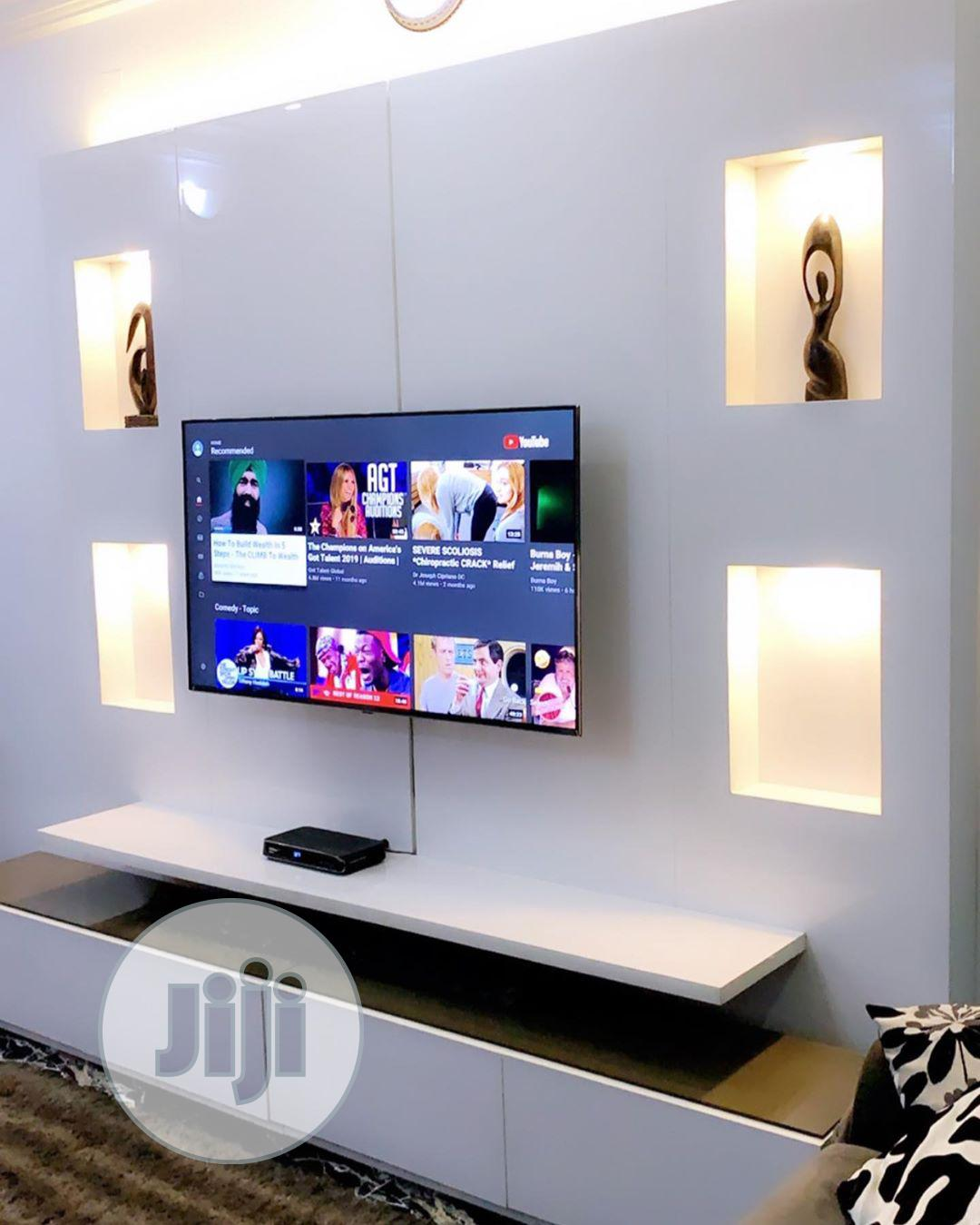 Tv Stand Unit | Building & Trades Services for sale in Maryland, Lagos State, Nigeria