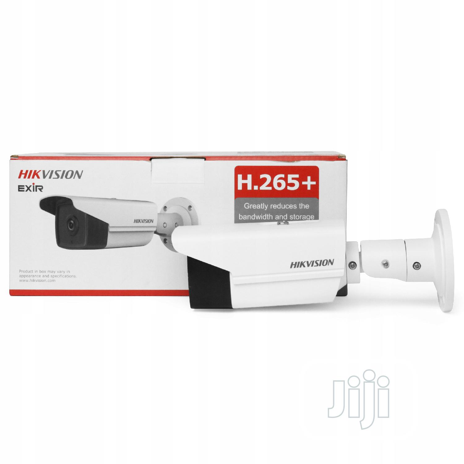 IP Camera Ds-2cd2t43g0-i8 6mm Hikvision 4mpx Ir80m