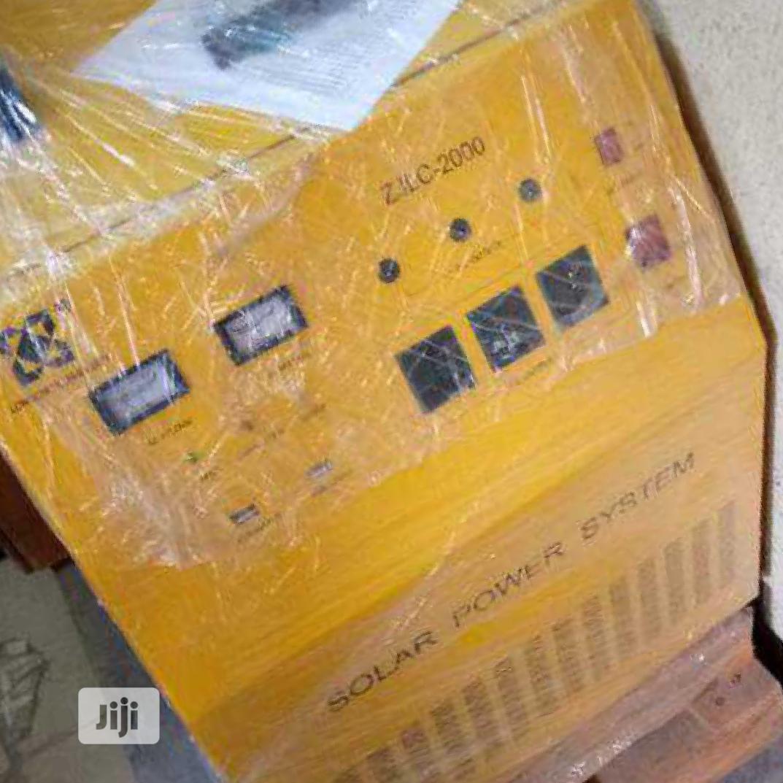 Original 2000w 24volts Solar Generator