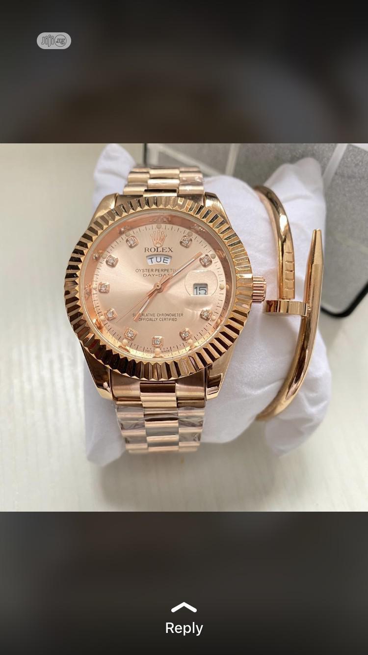 Rolex Wristwatch