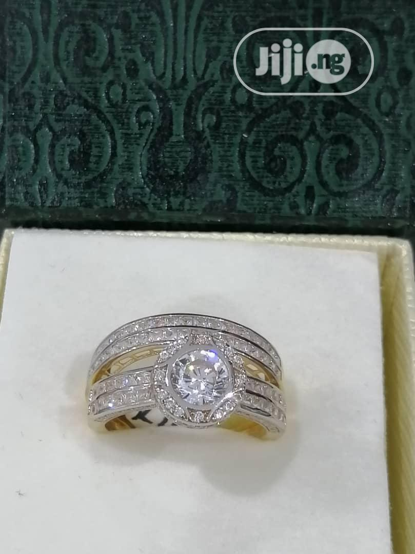 Confirm Gold Wedding Ring