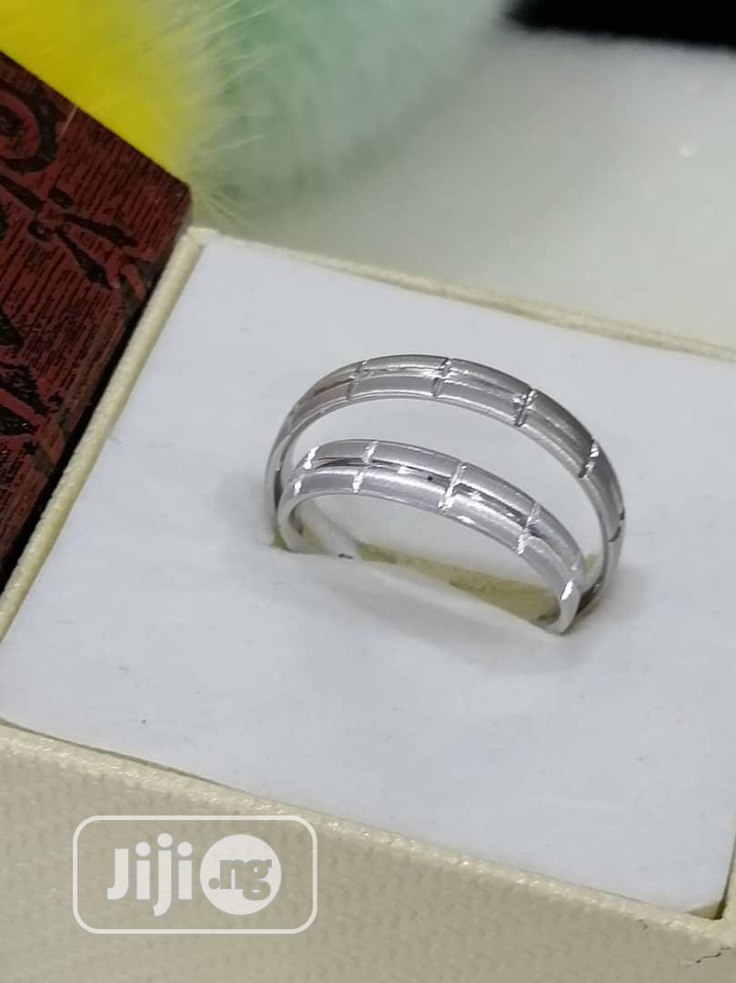 Confirm Gold Wedding Ring   Wedding Wear & Accessories for sale in Lagos Island (Eko), Lagos State, Nigeria
