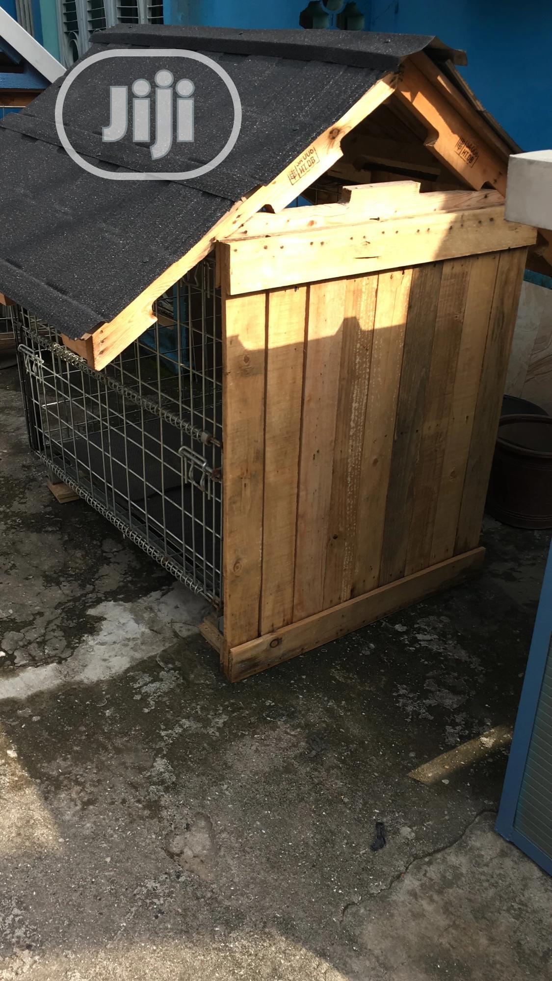 Dog Kennel House Cage