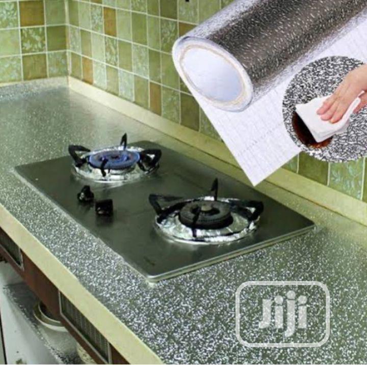 """Oil Proof Kitchen/Cabinet Sticker """"Dutch Stores """""""