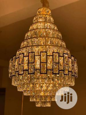 Quality Luxury Crystal Chandelier Light   Home Accessories for sale in Rivers State, Port-Harcourt