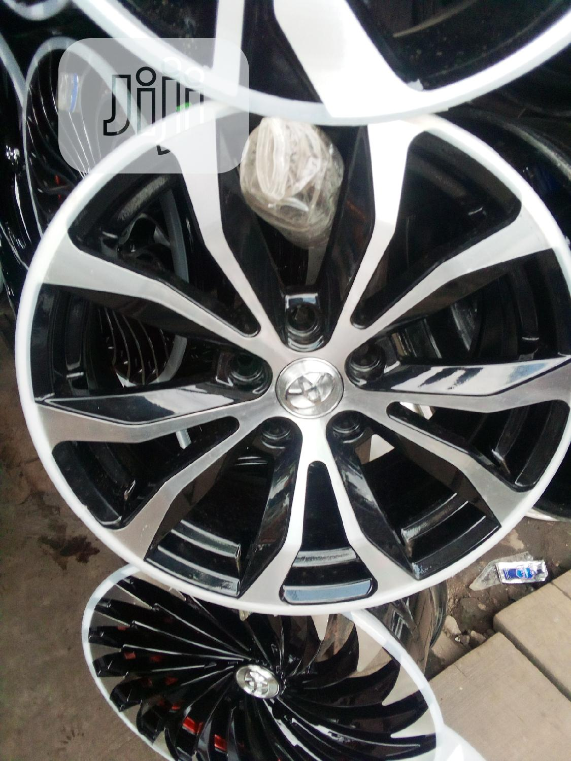 Archive: Complete Sets of Rims for Any Kind