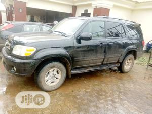 Toyota Sequoia 2005 Black | Cars for sale in Anambra State, Awka