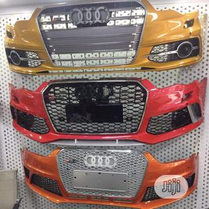 All Kinds Of Audi Bumber And Accessories | Vehicle Parts & Accessories for sale in Lagos State, Mushin