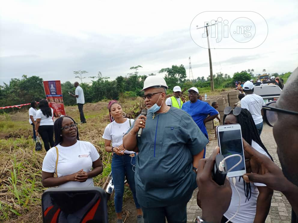 Archive: Land For Sale In Epe, Igbonla With C Of O In View (100% Dry)