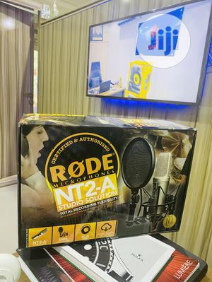 Rode NT2-A Studio Condenser Microphone Bundle Package | Audio & Music Equipment for sale in Abuja (FCT) State, Asokoro