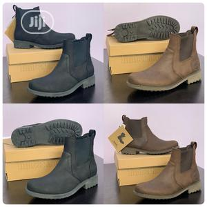Timberland High Top Shoes | Shoes for sale in Lagos State, Lagos Island (Eko)