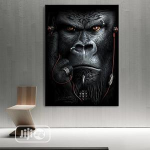 Wall Artwork With Frame   Arts & Crafts for sale in Lagos State, Ikeja