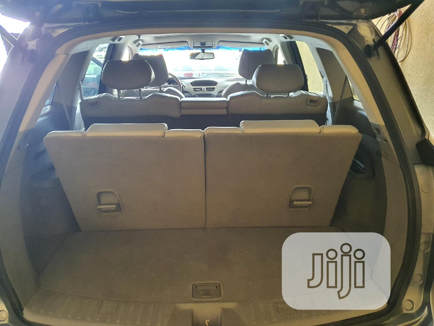 Acura MDX 2008 SUV 4dr AWD (3.7 6cyl 5A) Gray | Cars for sale in Surulere, Lagos State, Nigeria