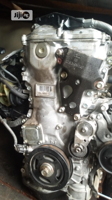 Camry 2013 2ar Engine