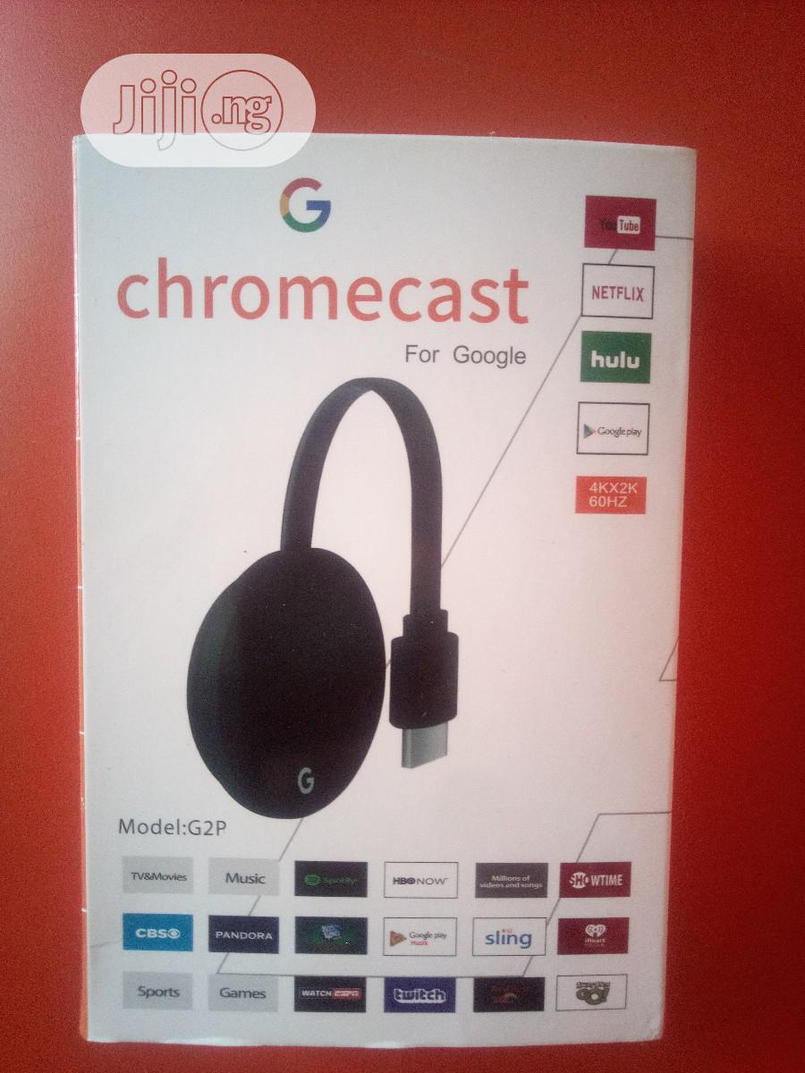 Google Chromecast Connect Phone To TV Supports Netflix