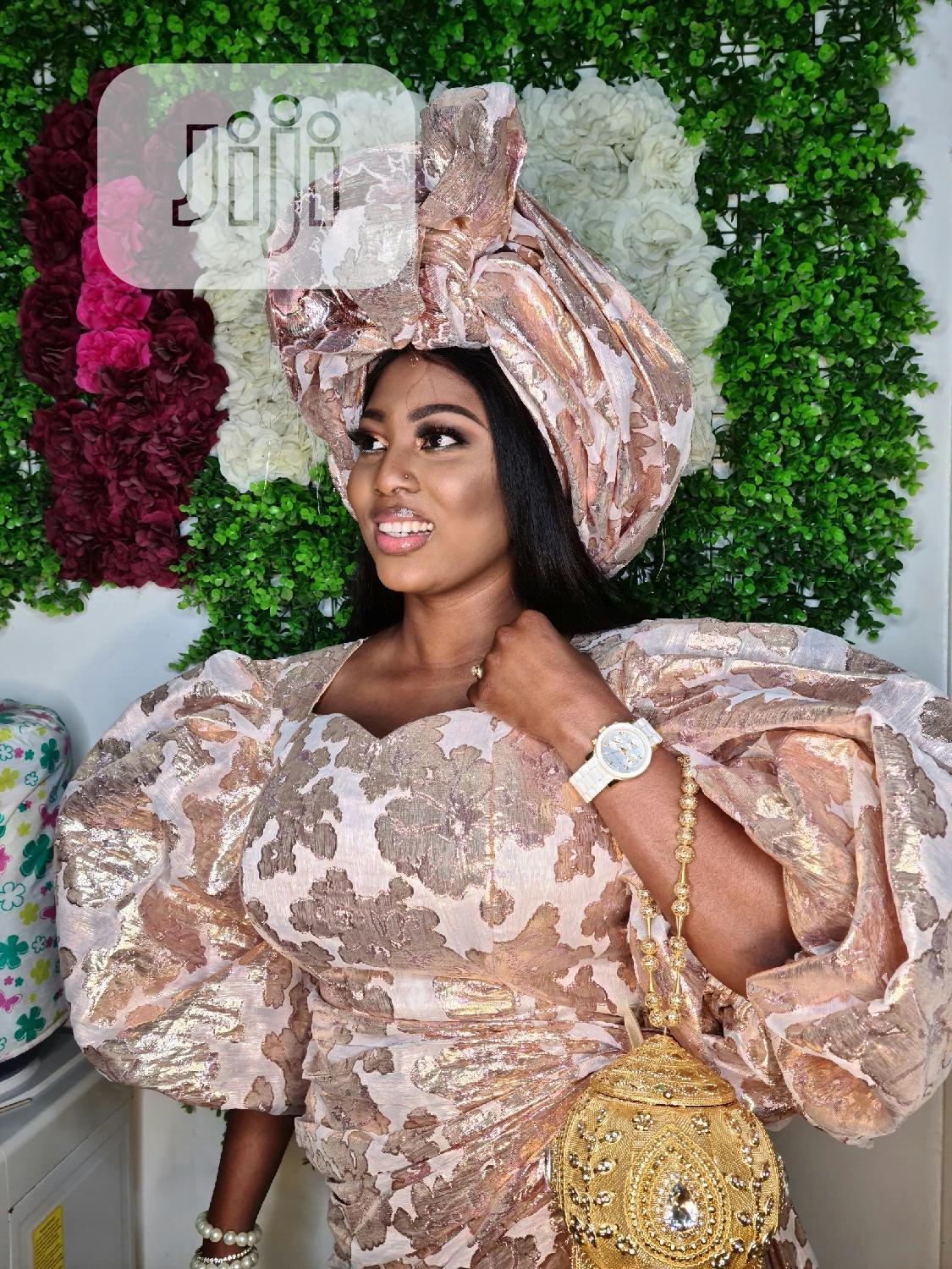 Archive: Makeup And Gele Artist For All Occassions