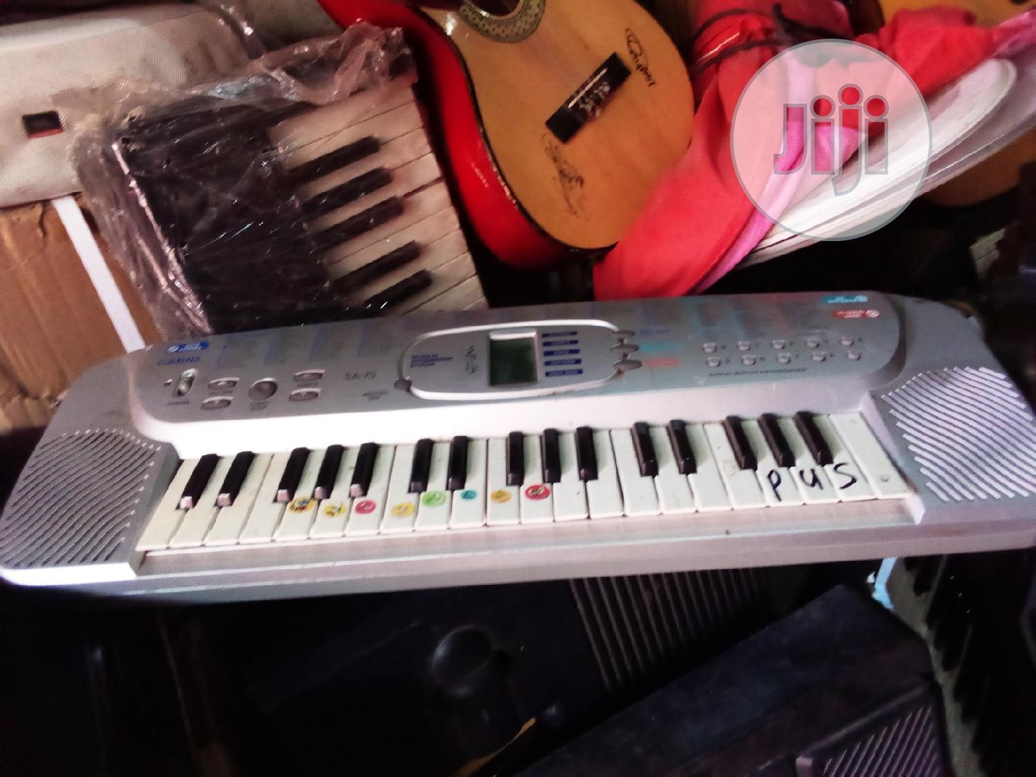 4 Octave Casio Keyboard | Musical Instruments & Gear for sale in Ojo, Lagos State, Nigeria