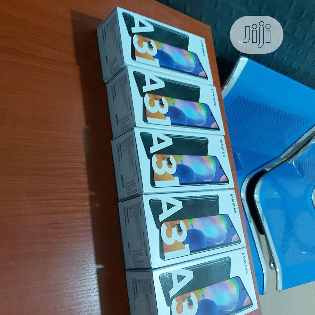 New Samsung Galaxy A31 128 GB Black | Mobile Phones for sale in Ikeja, Lagos State, Nigeria