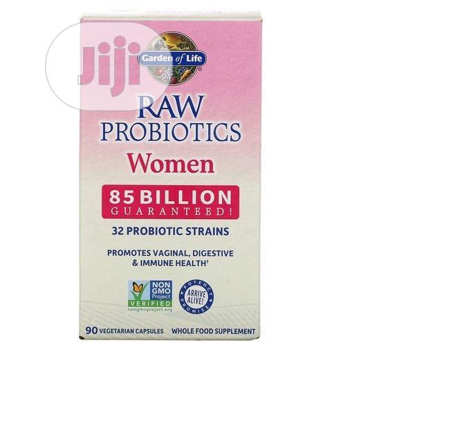 Archive Garden Of Life Raw Probiotics Women 85 In Amuwo Odofin Vitamins Supplements Agwuncha Patrick Jiji Ng For Sale In Amuwo Odofin Buy Vitamins Supplements From Agwuncha Patrick On Jiji Ng