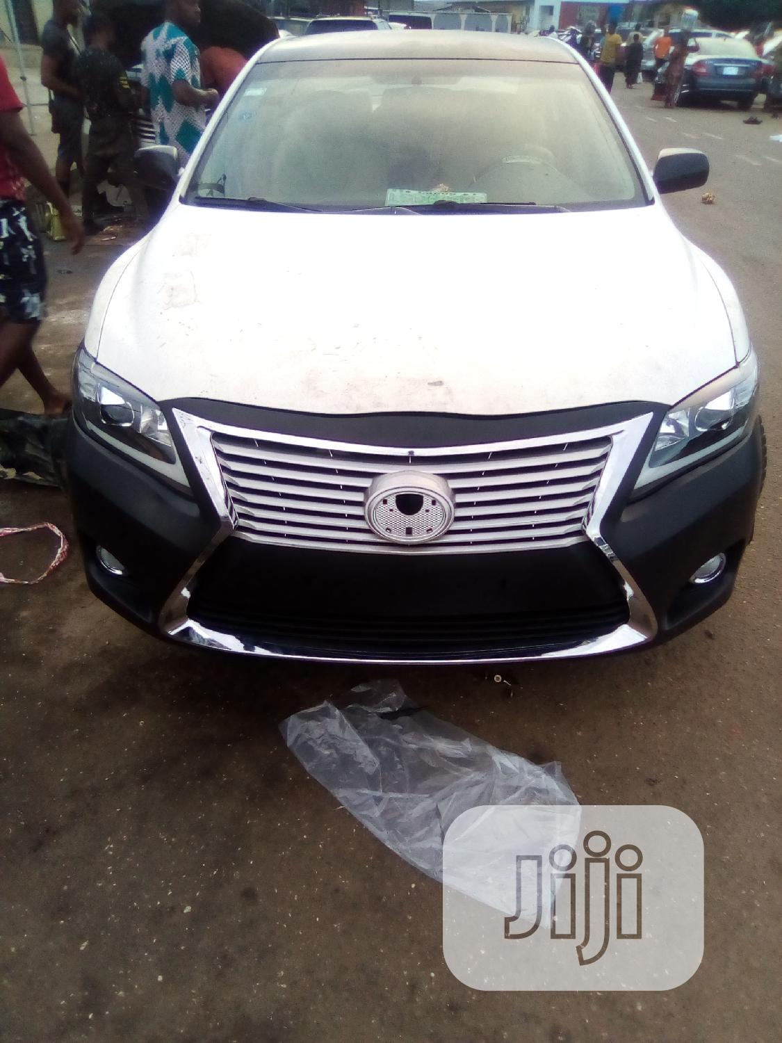 Toyota Camry 2007 Edition Upgraded to Lexus Face | Vehicle Parts & Accessories for sale in Mushin, Lagos State, Nigeria