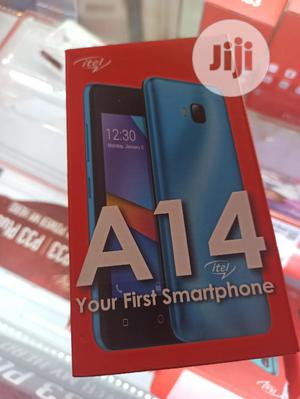 New Itel A14 8 GB | Mobile Phones for sale in Lagos State, Ikeja