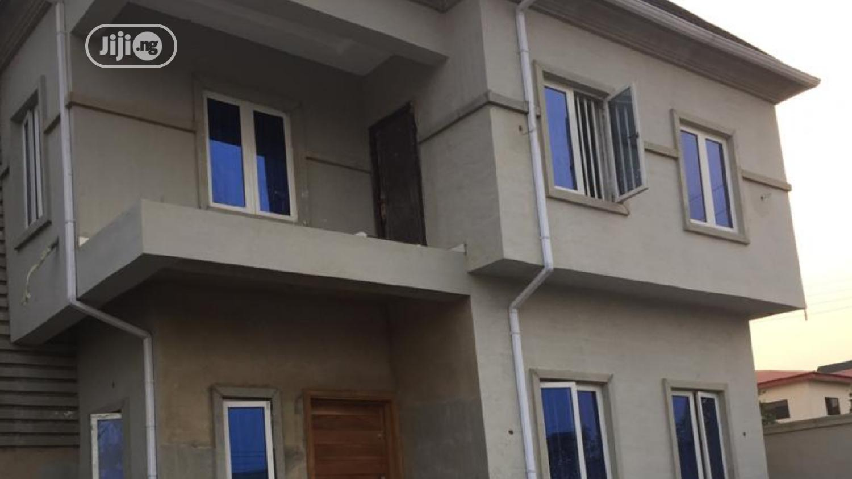 4 Bedrooms Duplex With Cofo At Oluyole Estate Ibadan