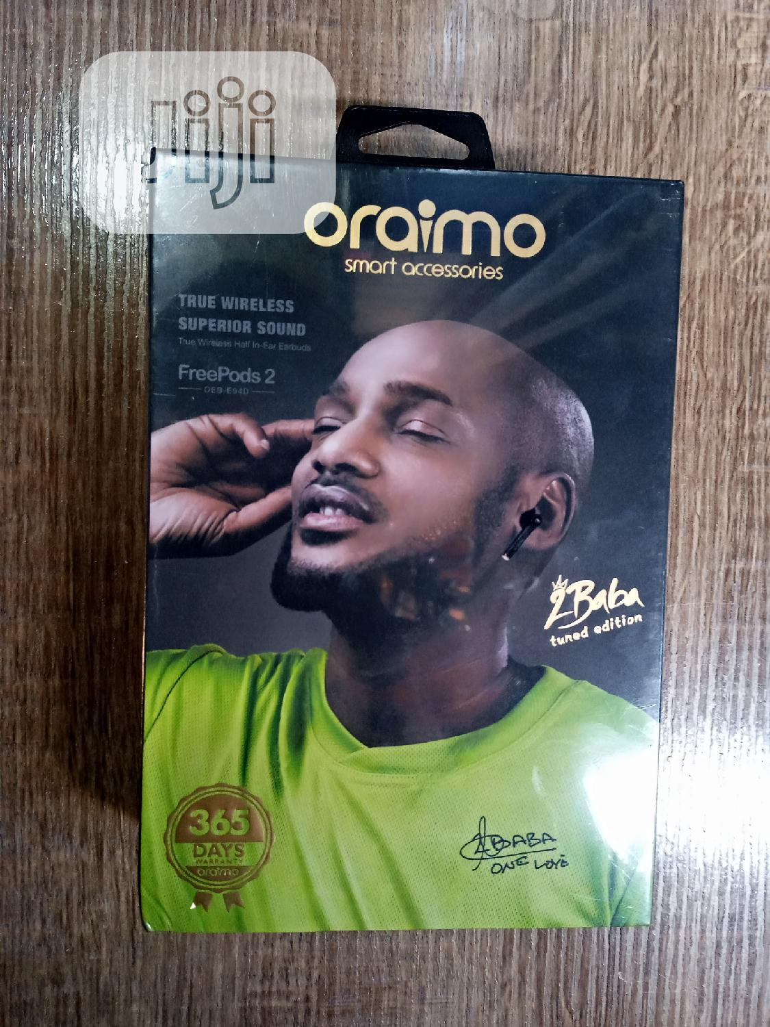 Oraimo Freepods 2, 2baba | Headphones for sale in Central Business Dis, Abuja (FCT) State, Nigeria