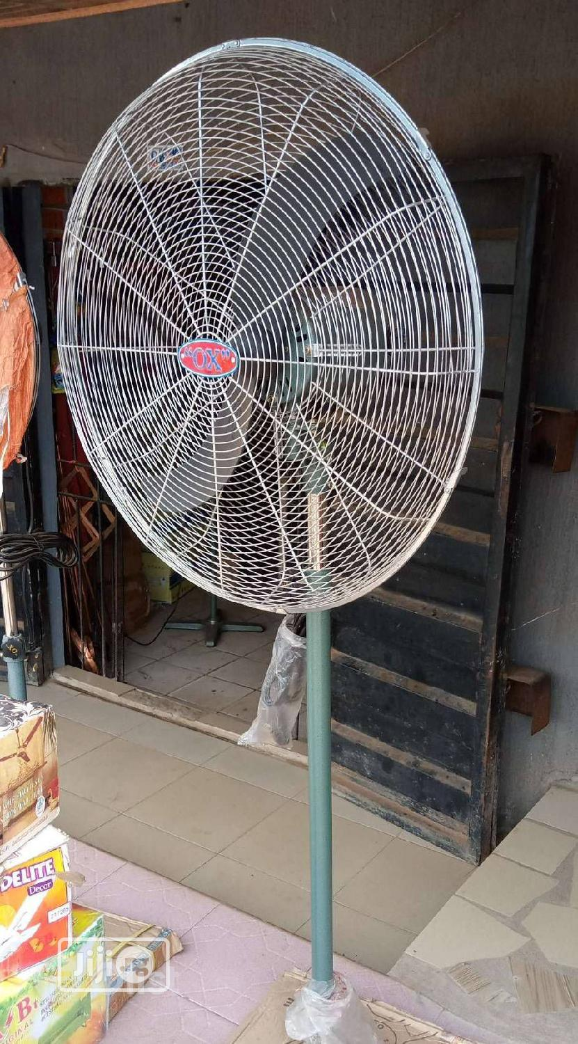 Original Ox 26 Inch Industrial Standing Fan Copper In Ojo Home Appliances Dominion Electronics Limited Jiji Ng