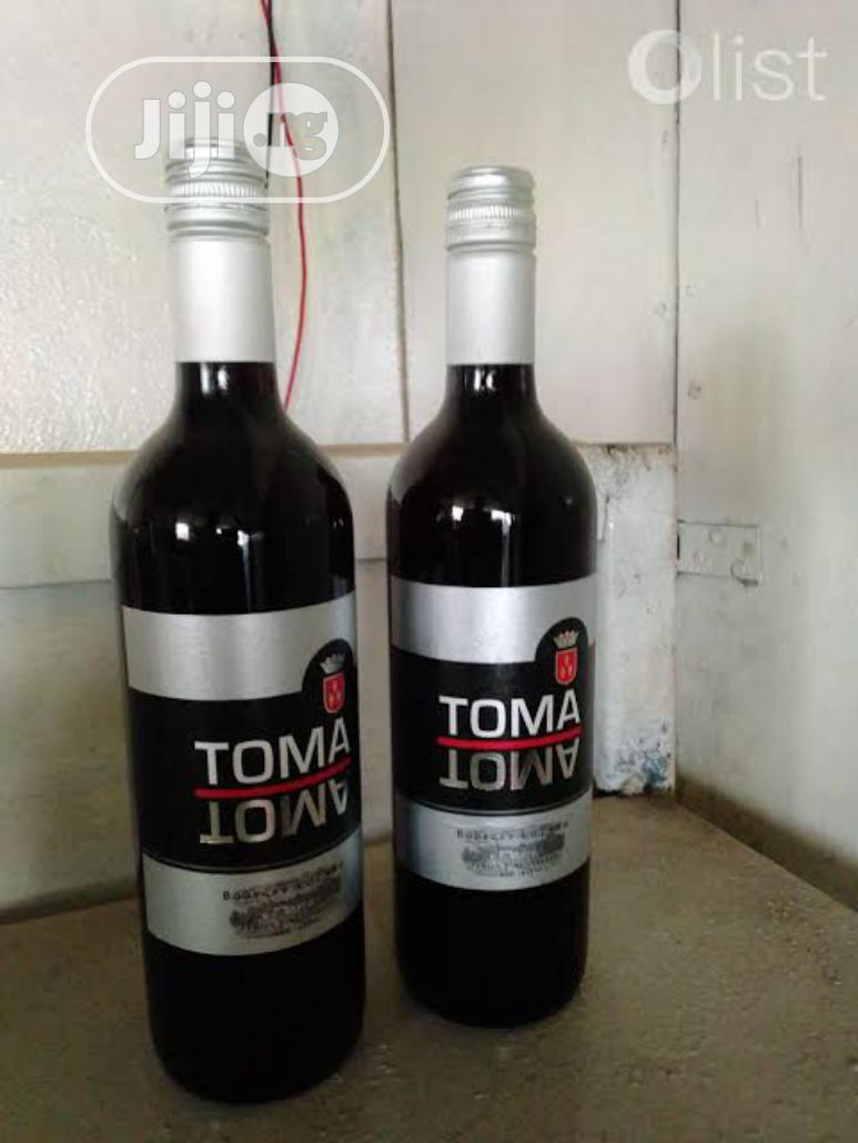 Toma Fruity Red Wine X12