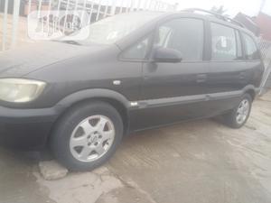 Opel Zafira 2005 Black   Cars for sale in Lagos State, Ifako-Ijaiye