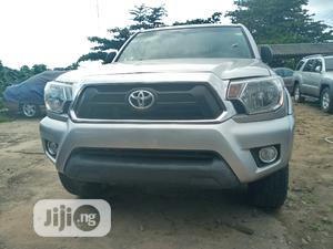 Toyota Tacoma 2012 PreRunner Access Cab Silver | Cars for sale in Lagos State, Amuwo-Odofin
