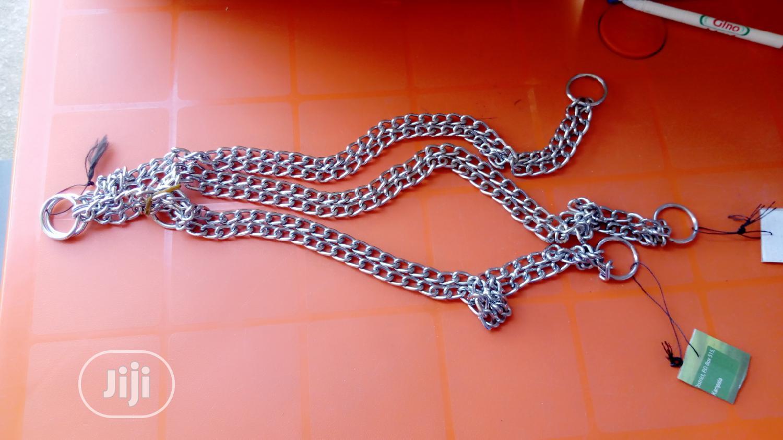 Dog Chock Chain