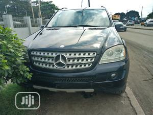 Mercedes-Benz M Class 2008 Blue   Cars for sale in Lagos State, Amuwo-Odofin