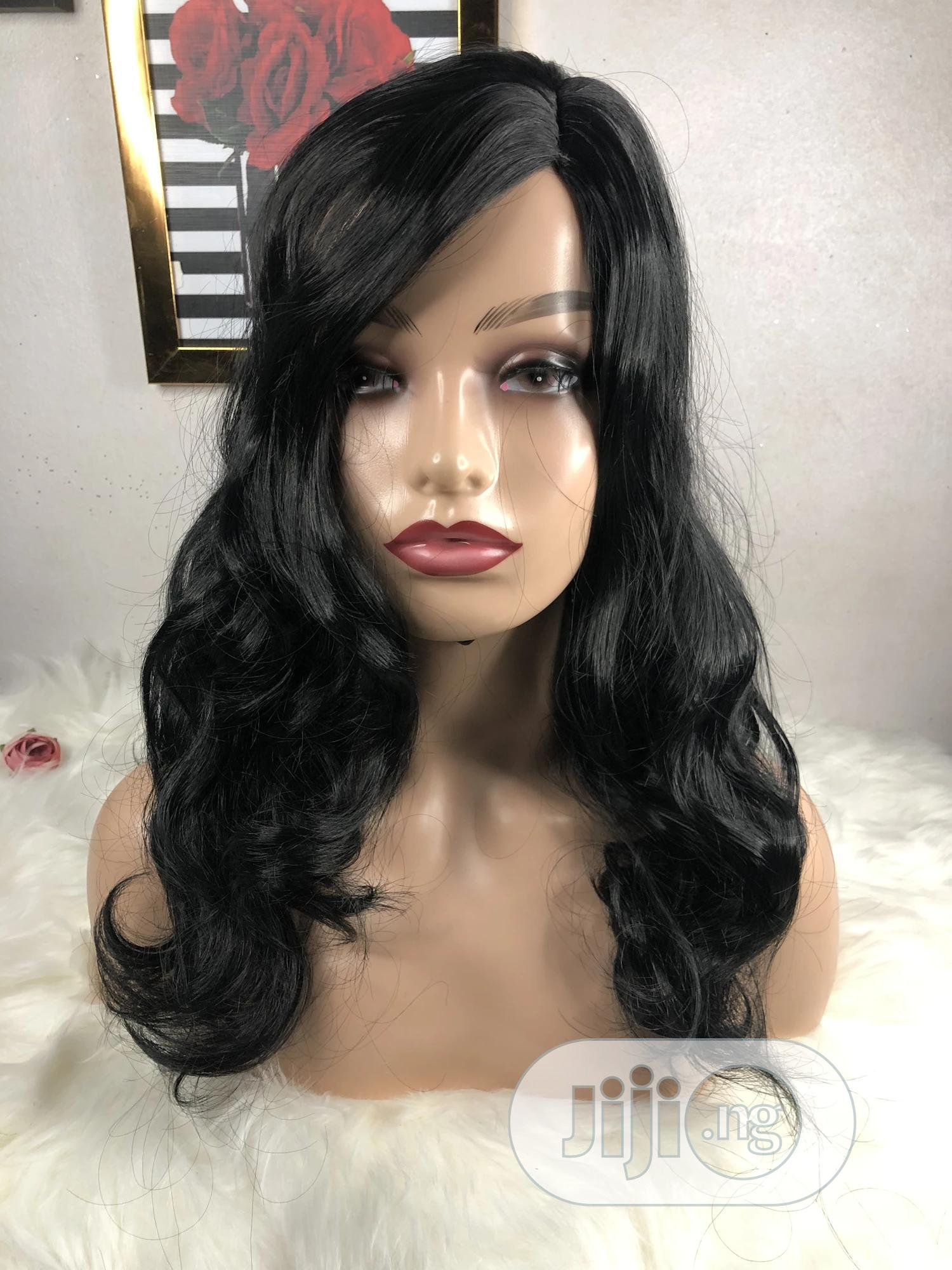 14 Inches Bouncy Wig