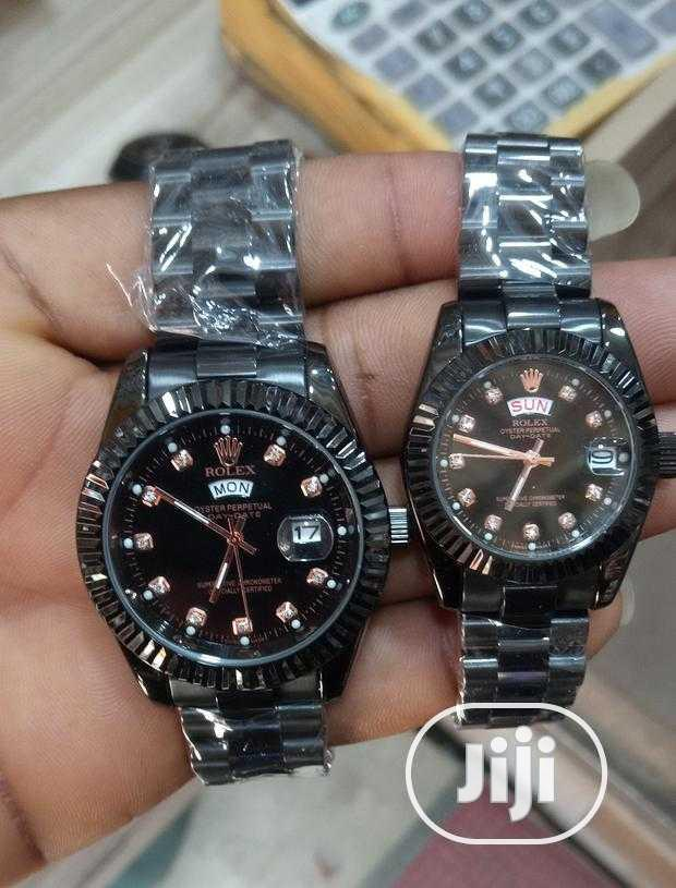 Rolex His and Her Couples Own
