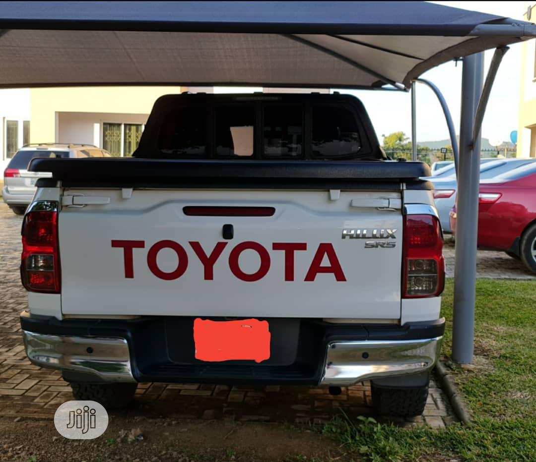 Toyota Hilux 4X4 2019 White | Cars for sale in Gwarinpa, Abuja (FCT) State, Nigeria