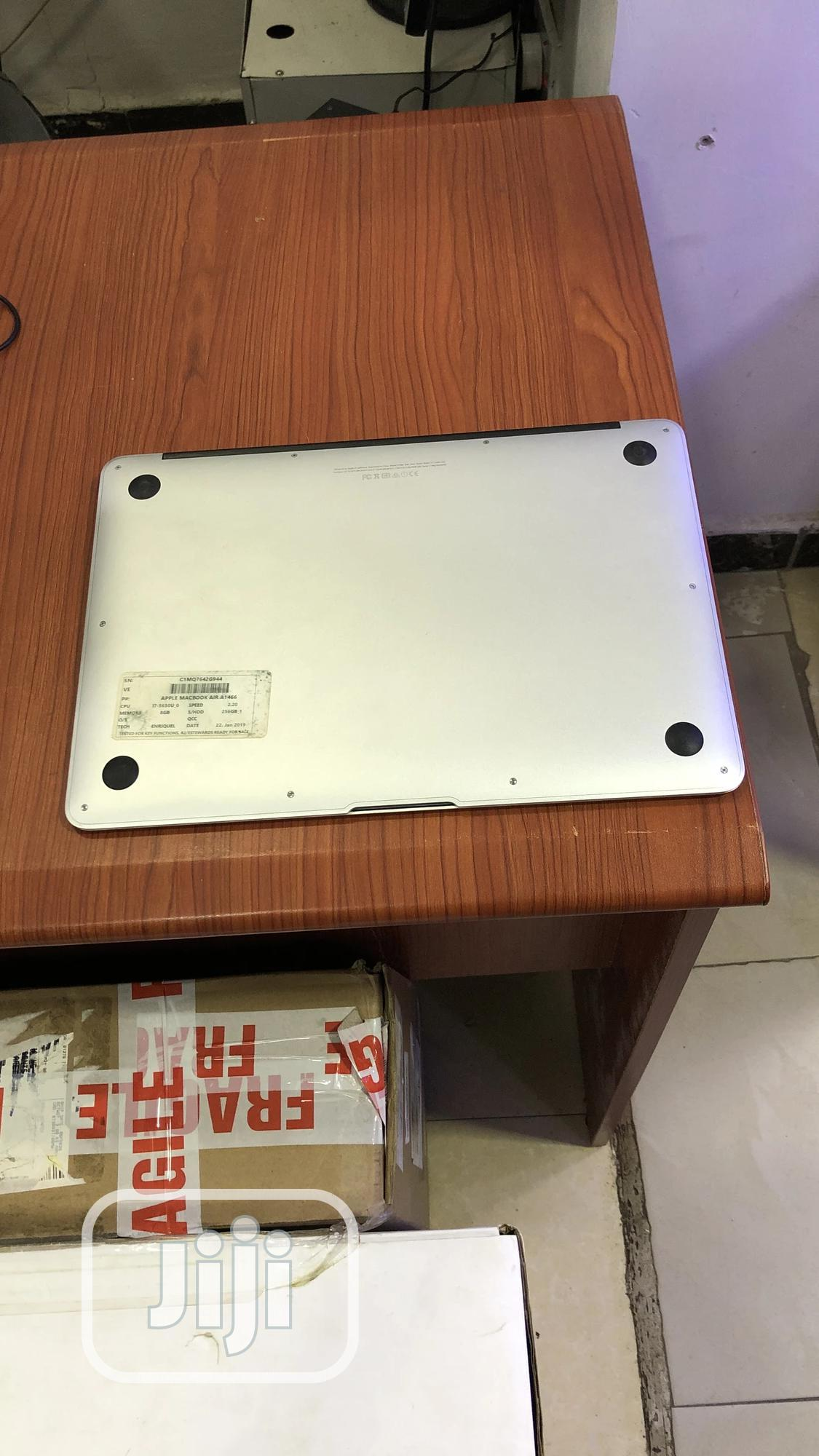 Laptop Apple MacBook Air 8GB Intel Core i7 SSD 128GB | Laptops & Computers for sale in Ajah, Lagos State, Nigeria