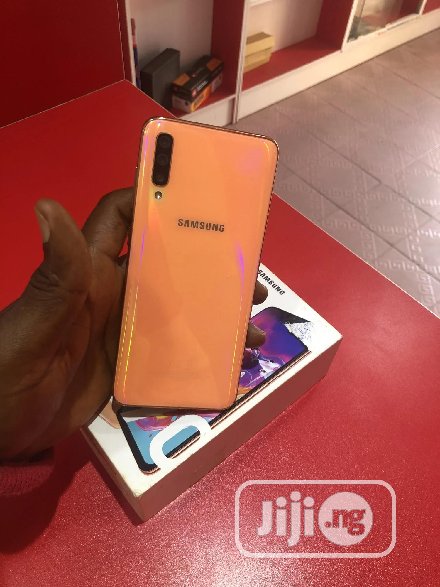 Samsung Galaxy A70 128 GB | Mobile Phones for sale in Wuse 2, Abuja (FCT) State, Nigeria