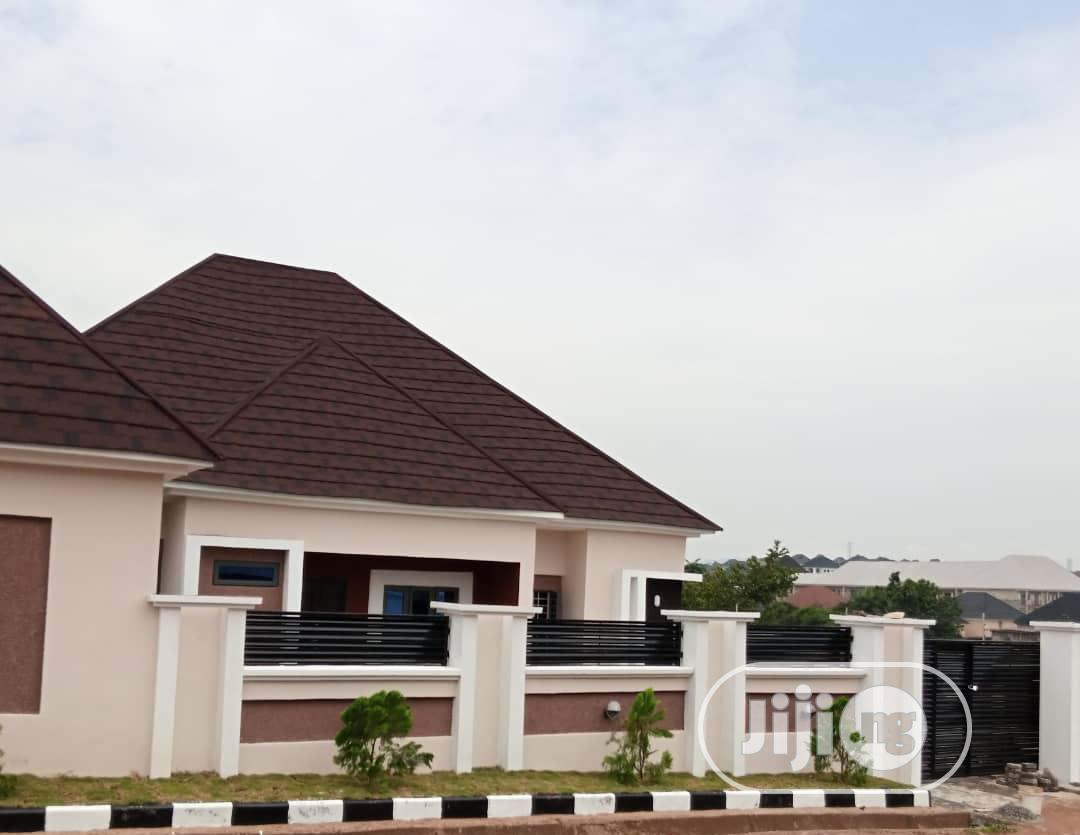 Brand New 3 Bedrooms Detached Bungalow With 2 Rooms Bq | Houses & Apartments For Sale for sale in Gwarinpa, Abuja (FCT) State, Nigeria