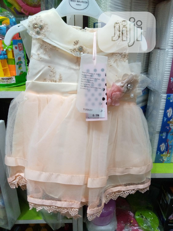 Children Turkey Gown